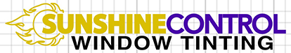 Sunshine Control Window Tinting